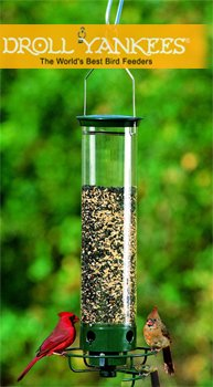 (Droll Yankees YF Flipper Bird Feeder - PARENT)