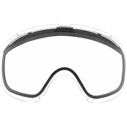 Oakley Canopy Goggle Replacement Lens Clear, One Size, Outdoor Stuffs