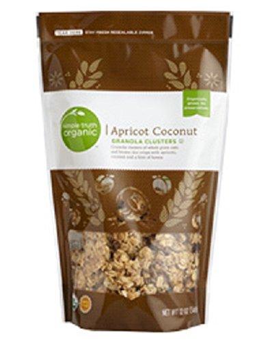 Granola Clusters - Apricot Coconut 12 oz. (Apricot Granola)