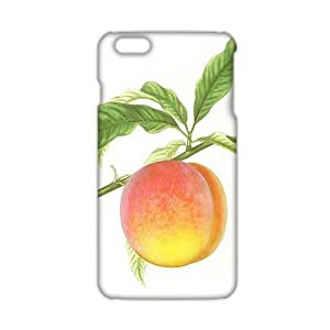 Cool-benz Delicous peach 3D Phone Case for iPhone 6 plus