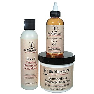 DR.MIRACLE\S Feel It Complete Hare Care Kit