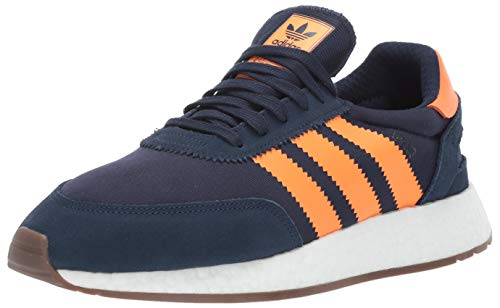 adidas Originals Men's I-5923, Collegiate Navy/Gum/Grey 6.5 M US