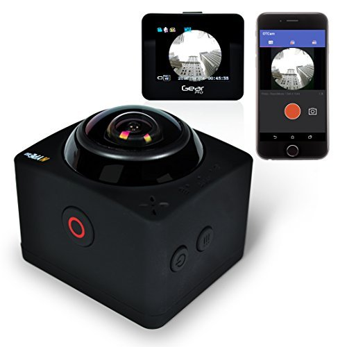 GearPro Personal Camera, Black (GDV835BK)