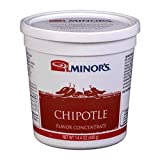Nestle Minors Chipotle Flavor Concentrate, 14.4 Ounce -- 6 per case.