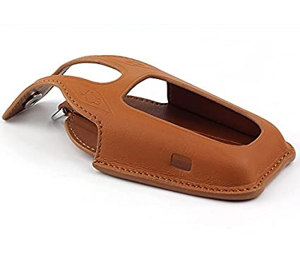 Amazon Com Genuine Leather Key Case Cover For Bmw 7 Series I8