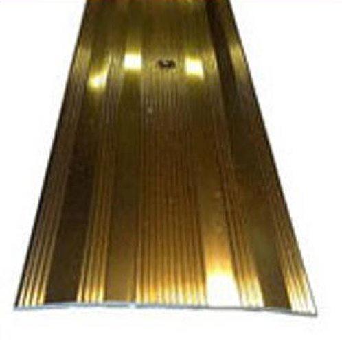Seuil 61 mm large plaque de porte Effet laiton Longueur 3 p (91 cm) door bars