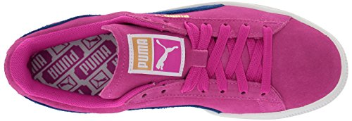 Puma Donna Camoscio Classico Wns Fashion Sneaker Ultra Magenta-true Blue