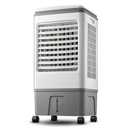 Air Cooler 3 Wind Speed with Remote Control 17L Water Tank 8 Hours Timing Movable