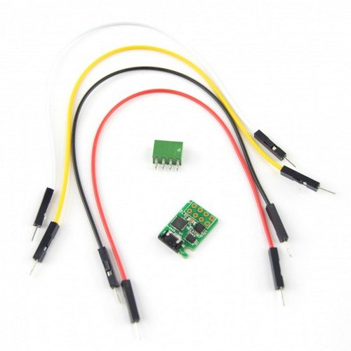 Capacitive Force Sensor Electronics Daq (Analog & I2C Output
