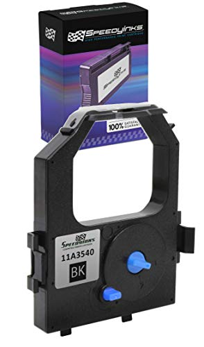 Speedy Inks Compatible Re-Inking Printer Ribbon Cartridge Replacement for Lexmark 11A3540