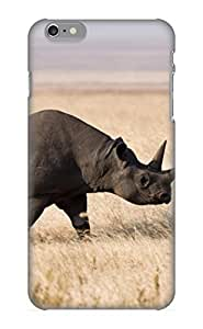 Resignmjwj Faddish Phone Animal Rhino Case For Iphone 6 Plus / Perfect Case Cover
