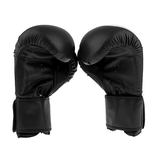 CUTICATE Boxing Gloves Punching Sparring Training Gear for Kickboxing MMA Karate