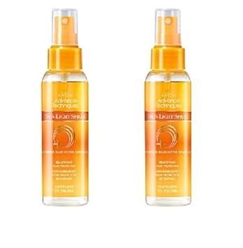 Avon 2x Advance Techniques Sunlight Spray Summer Hair Protection 100
