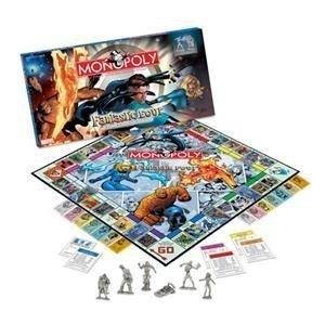 雑誌で紹介された Monopoly Edition Fantastic Game Four Collectors Four Edition Game (2005) B0043MHV4O, 家具館:7b875243 --- arianechie.dominiotemporario.com