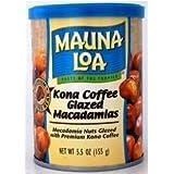 Hawaiian Lunch Bag Gift Basket Mauna Loa Macadamia Nuts Kona Coffee Glaze 6 Cans #6 by Mauna Loa