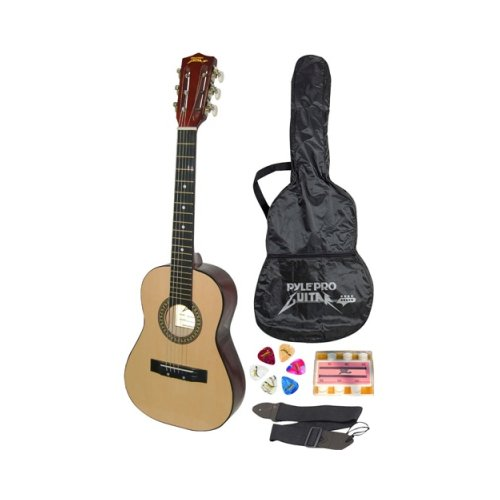 """Pyle Pro 30"""" Beginners Guitar package pgakt30"""