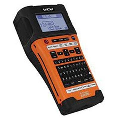Brother Mobile Solutions PTE500P Touch Ind Handheld (Handheld Electronic Labeling)
