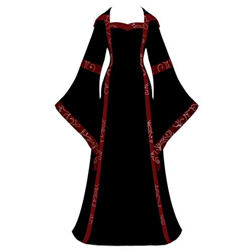 Wugeshangmao Novelty Dresses Womens Deluxe Medieval Victorian