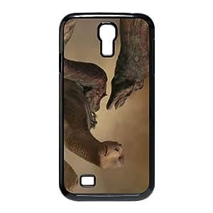 Samsung Galaxy S4 9500 Cell Phone Case Black Dinosaur Character Aladar 001 YW5026311
