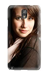 Faddish Phone Emma Roberts?wallpaper Case For Galaxy Note 3 / Perfect Case Cover