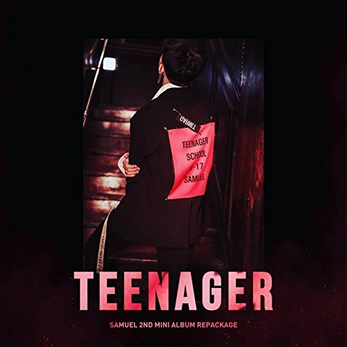 SAMUEL [TEENAGER] 2nd Mini Album Repackage CD+Poster+Photobook+PhotoCard+Tracking Number K-POP SEALED