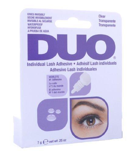 Individual Eyelash Adhesive - Duo Individual Lash Adhesive White/clear