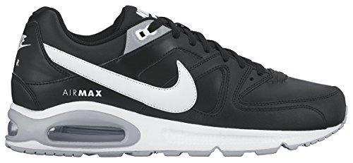 wolf Sportive Nike Max Leather white Negro Uomo Command Air Scarpe Gris Grey black Blanco White XS7xSHT