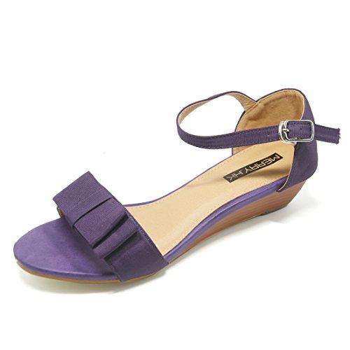 JUMERRYSs006 - Zapatos de tacón  mujer morado