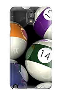 JeffreySCovey Premium Protective Hard Case For Galaxy Note 3- Nice Design - 3d