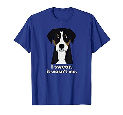 Funny Greater Swiss Mountain Dog T-shirt Cute Mom Dog