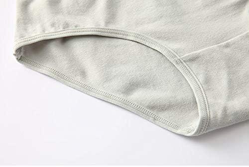 Cute Corgi Womens Underwear Cotton Underwear Skin-Friendly Bikini Panty Low Waist Briefs