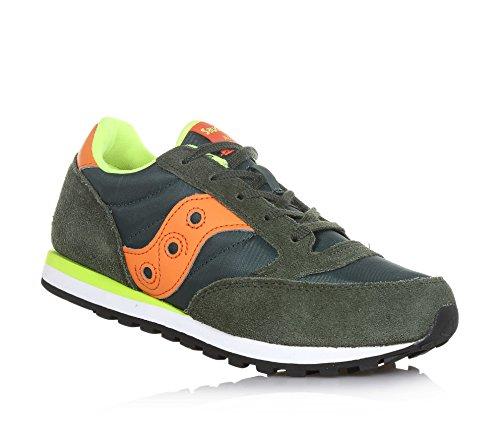 SAUCONY SY57786 JAZZ O gris zapatos de color azul bebé trampa Verdone