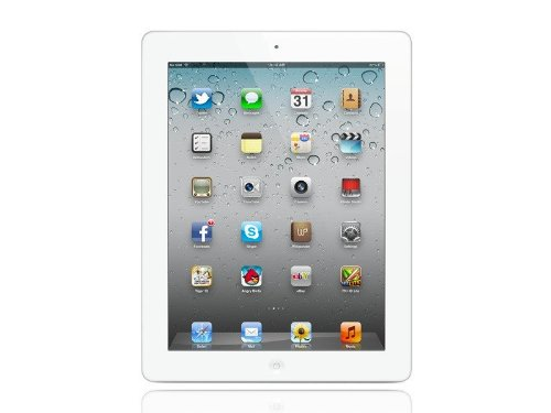 Apple iPad MD328LL/A (16GB, Wi-Fi, White) 3rd (Refurbished Ipads Cheap)
