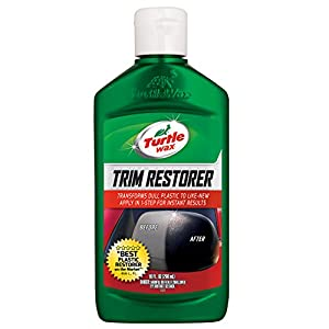 Turtle Wax 50601 Trim Restorer, 10 fl. oz.
