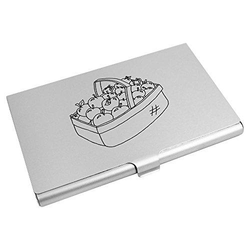 Of Card Credit 'Basket Business Card Wallet CH00010338 Apples' Holder PwZRFq