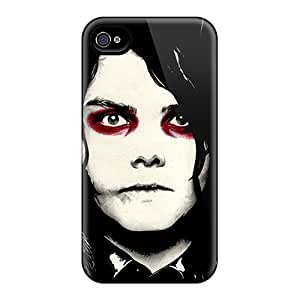 Anti-Scratch Hard Phone Cover For Iphone 6plus With Unique Design Attractive My Chemical Romance Pictures SherriFakhry
