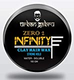 Urbangabru Hair Wax Zero To Infinity For Strong Hold And Volume 100 Grams
