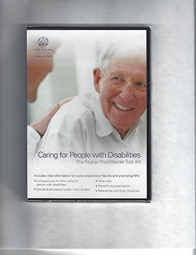 Practitioner Kit (Caring for People with Disabilities – The Nurse Practitioner Tool Kit)