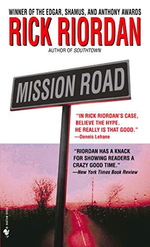Mission Road (Tres Navarre Book 6)