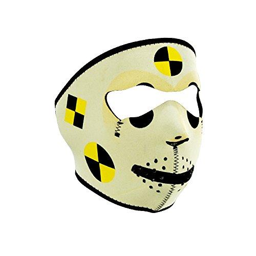 Zan Headgear WNFM060, Full Mask, Neoprene, Crash Test Dummy