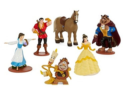 Disney Collection Beauty Figurine Playset