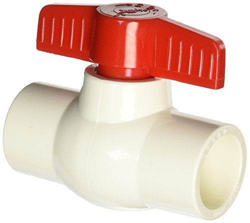 "Pro Series 1"" Ball Valve, Non-Union."