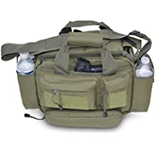 Explorer 18-Inch Tactical Range/Bailout/Heavy Duty Gun Bag, 14 x 10 x 9-Inch