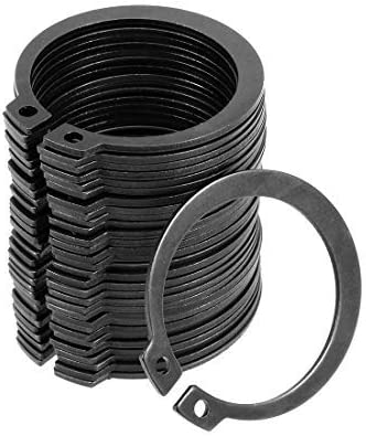 42.5mm External retaining rings C-Clip Retention retaining rings 65Mn 30pcs