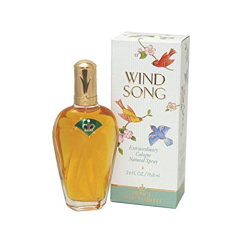 Wind Song By Prince Matchabelli For Women. Cologne Spray Natural 2.6 Ounces from Prince Matchabelli