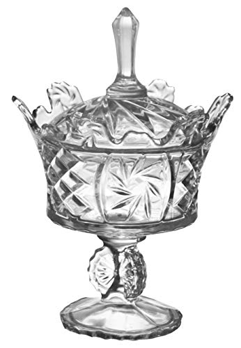 Bomboniere em Vidro Crown II