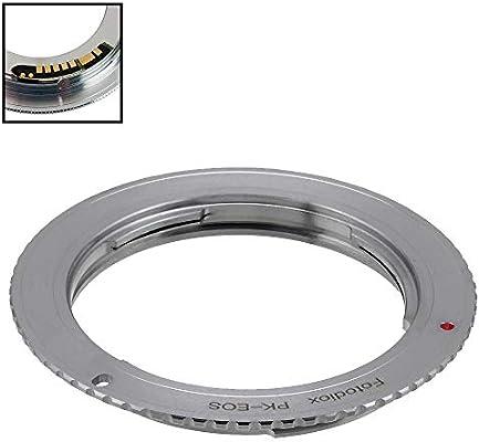 Fotodiox - Adaptador de Objetivo Compatible con cámaras réflex ...