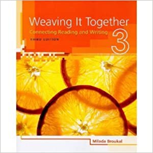 Weaving It Together 3rd (Third) Edition byBroukal - Ebooks