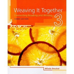 Weaving It Together 3rd (Third) Edition byBroukal