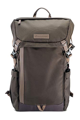 Vanguard VEO GO46M KG Camera Backpack for Mirrorless/CSC Cameras - Khaki/Green